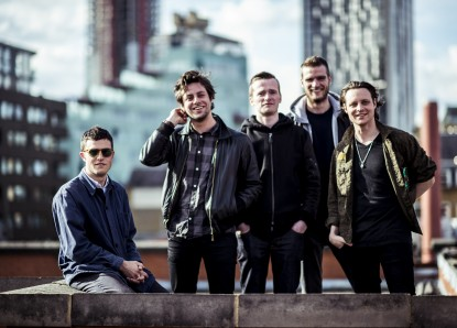 Auf Tour: The Maccabees