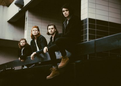 Auf Tour: The Amazons