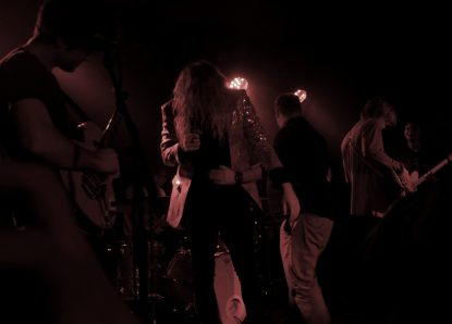 The Orwells – 21.02.2017 – Berlin, Musik & Frieden
