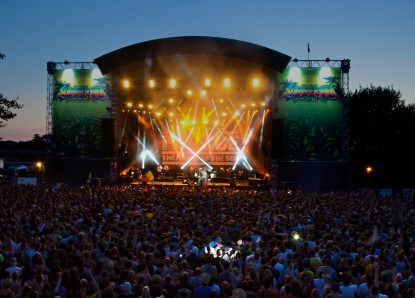 Vorbericht: Summerjam Festival
