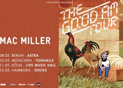 Auf Tour: Mac Miller