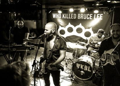 Who Killed Bruce Lee – 11.03.2016 – Köln, Studio 672
