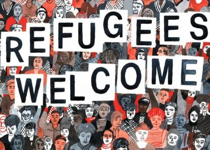 Sampler: Refugees Welcome – Gegen jeden Rassismus