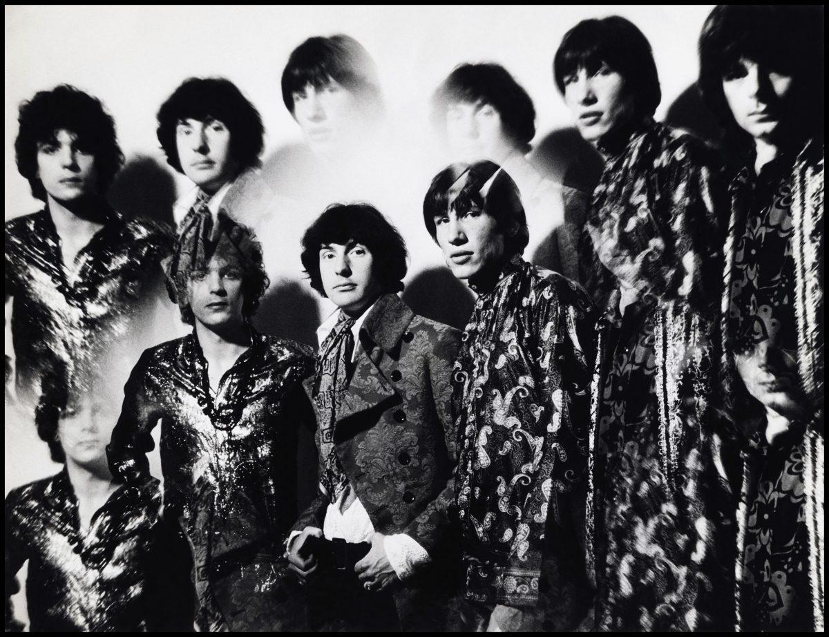 Pink Floyd 1967 - Photographer Vic Singh