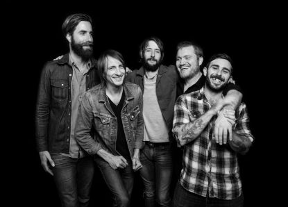 Auf Tour: Band of Horses