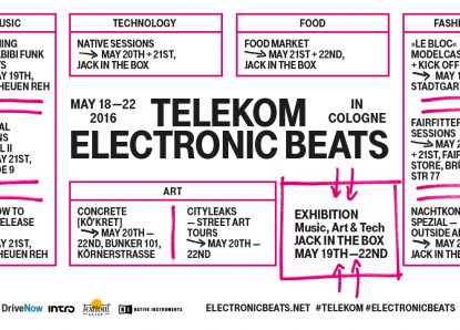 Vorbericht: Telekom Electronic Beats