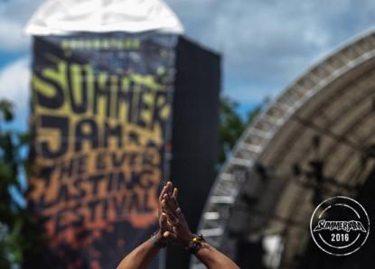 Summerjam Festival 2016