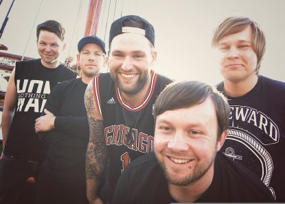 "Anchors & Hearts: Neues Video zum Song ""Gods Of A Better World"""