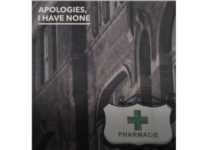 Auf Tour: Apologies, I have none