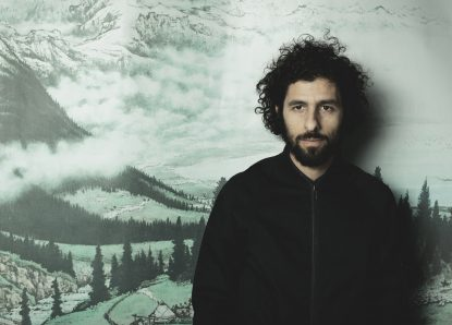 Auf Tour: José González & The String Theory