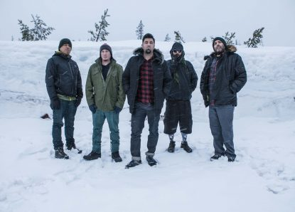 Auf Tour: Deftones