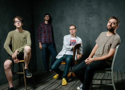 Auf Tour: Cloud Nothings