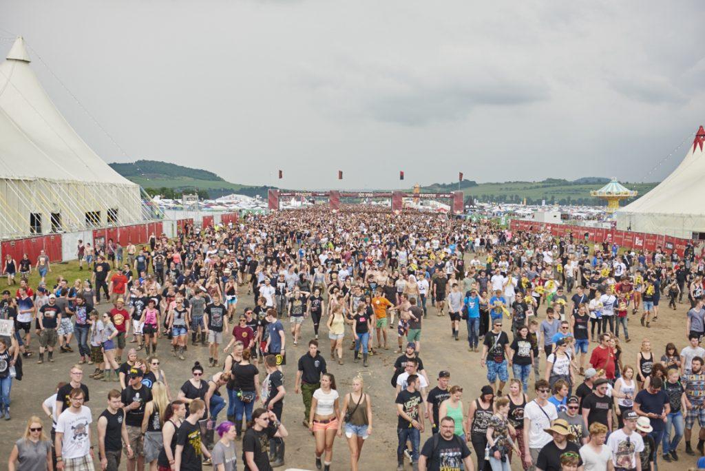 Festival Voraus Rock Am Ring 2017 Ahoimag