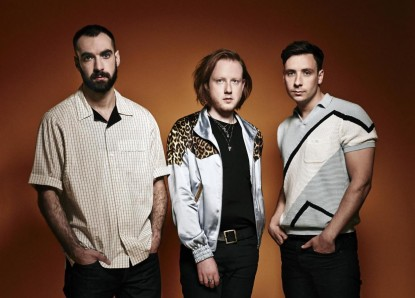 Two Door Cinema Club – 01.03.2017 – Köln, Palladium