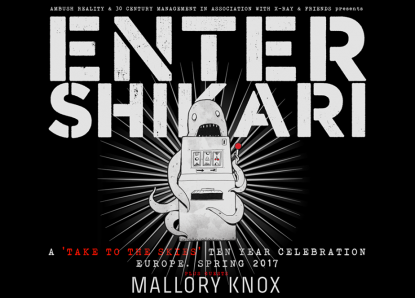 Auf Tour: Enter Shikari