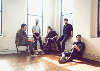 Auf Tour: Fleet Foxes