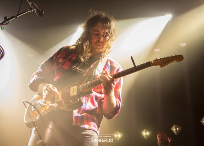 The War on Drugs – 20.11.2017 – München, Muffathalle