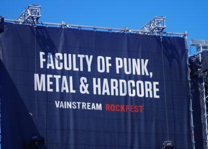 Vainstream Rockfest – 30.06.2018 – Münster