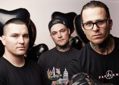 Auf Tour: The Amity Affliction
