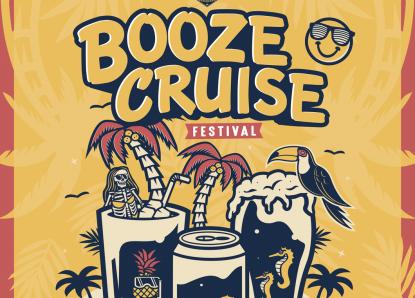 Booze Cruise Festival – 7.-10. Juni 2019 – Hamburg